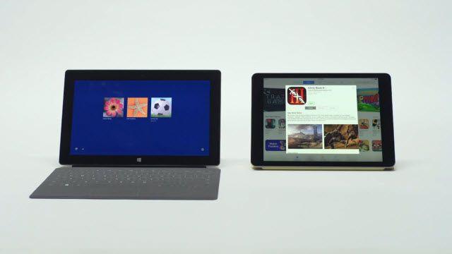 Surface 2 ve iPad Air ile Çoklu Kullanıcı Hesabı