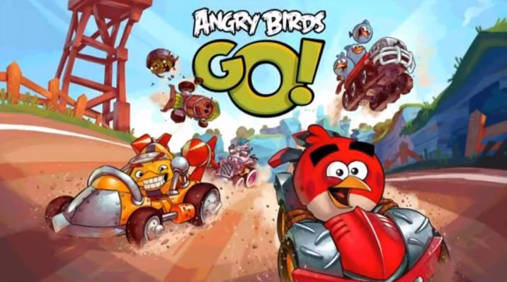Angry Birds Go! Uzun Oynanış Videosu