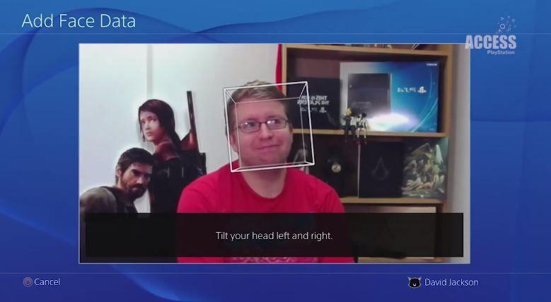 PlayStation 4'te Yüz Tanıma Özelliği Nasıl Kullanılır?