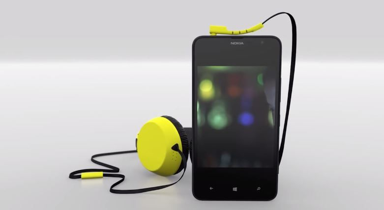 Nokia Lumia 1320 Reklam Videosu
