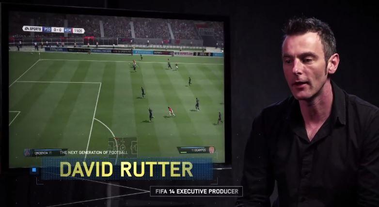 FIFA 14 - Hassas Hareketler