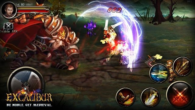 Excalibur: Knights of the King Tanıtım Videosu