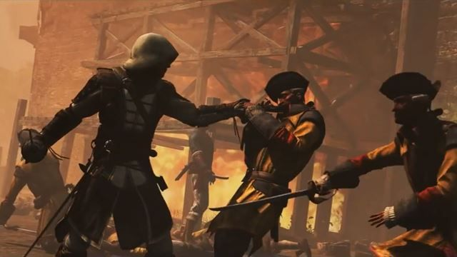 Assassin's Creed 4 Black Flag için Etkileyici Oynanış Videosu
