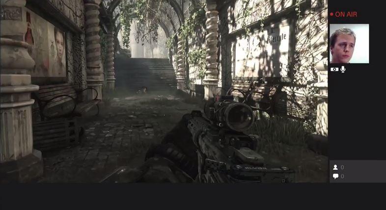 PlayStation 4'te Canlı Yayın Özelliği Nasıl Kullanılır?