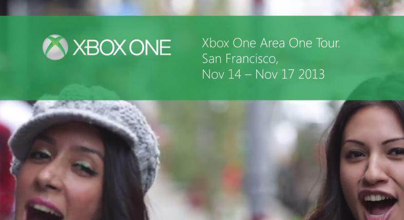 Xbox One, San Francisco'da Böyle Karşılandı