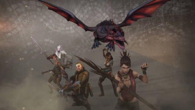 Heroes of Dragon Age Tanıtım Videosu