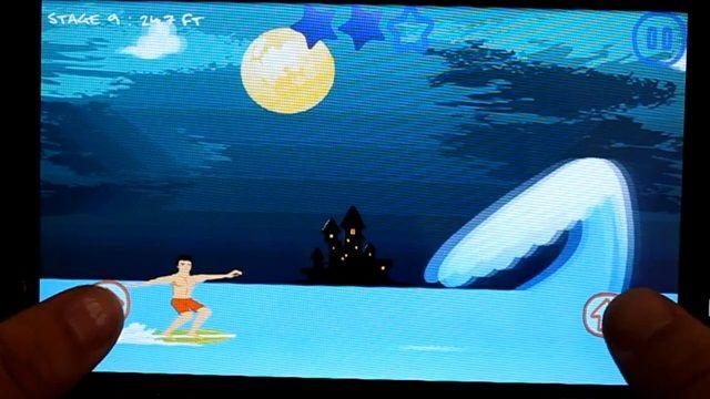 Android Oyunu Surfing Boy Oynanış Videosu