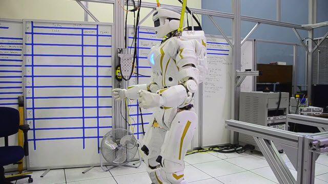 NASA'nın Süper Kahraman Robotu Valkyrie ile Tanışın