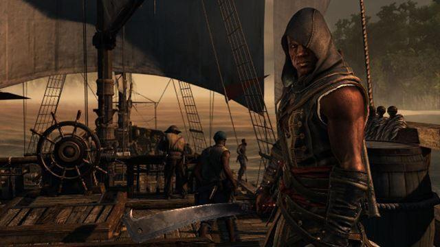 Assassin's Creed 4: Black Flag için Freedom Cry Ek Paketi Geliyor