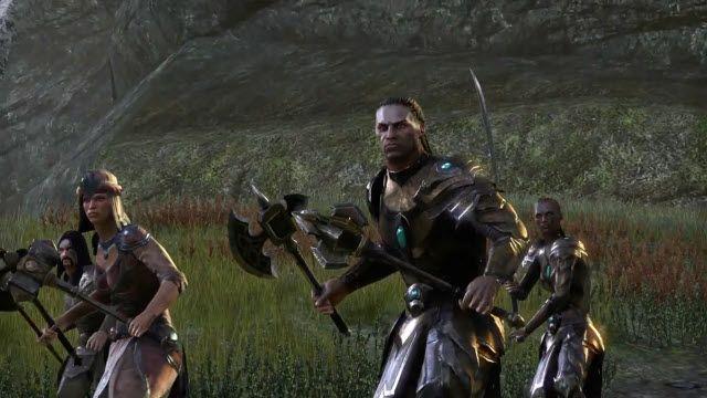 Elder Scrolls Online Çıkış Videosu