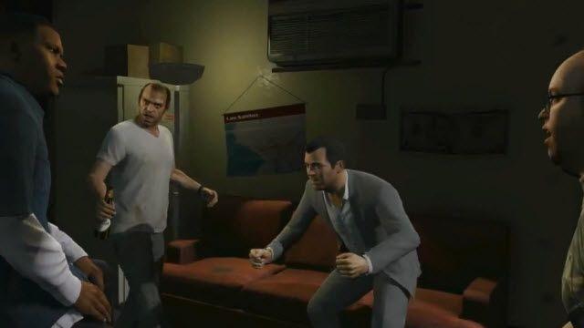 GTA 5 Televizyon Reklamı