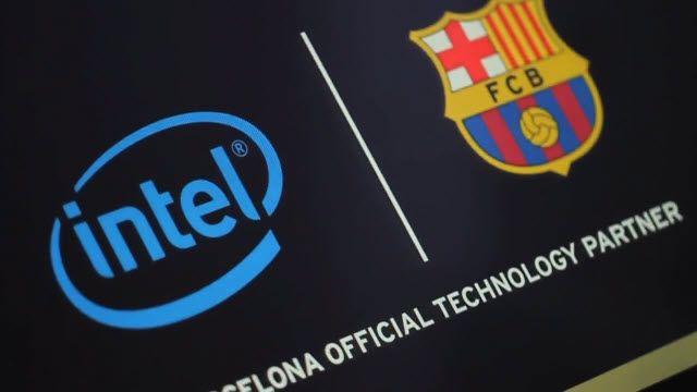 FC Barcelona'nın İçine Intel Kaçtı!