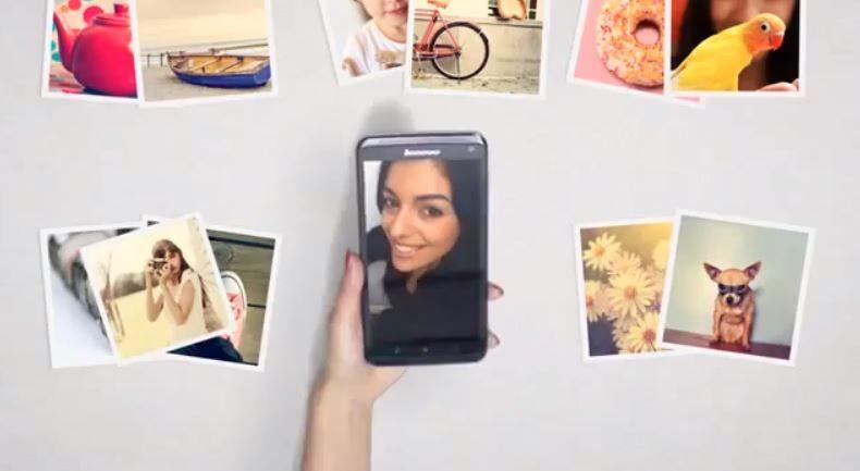 Lenovo S930 Tanıtım Videosu
