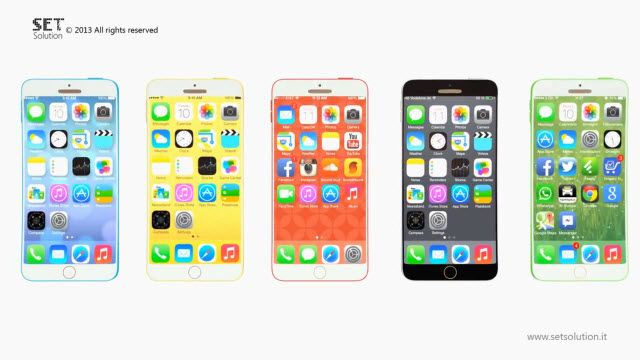 iPhone 6C Konsept Tanıtım Videosu