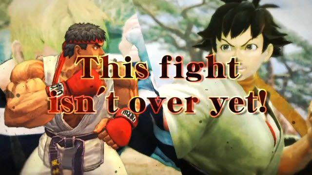 Ultra Street Fighter 4 Yeni Dövüş Mekanikleri