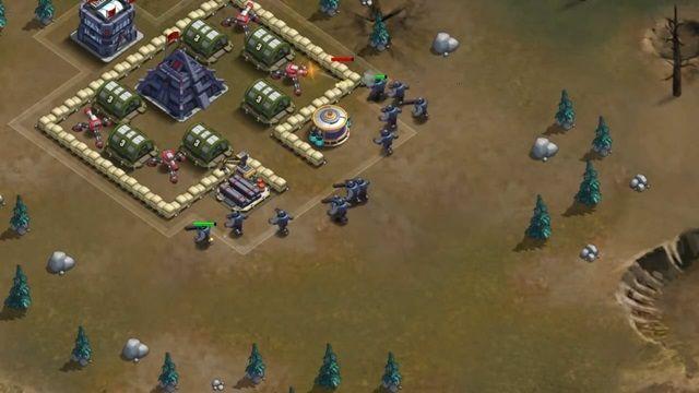 Battle Command Tanıtım Videosu