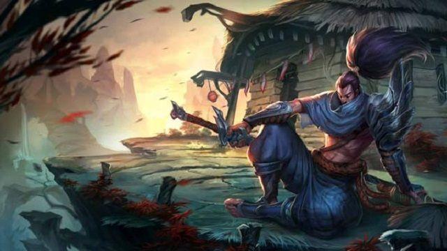 League of Legends - Şampiyon Tanıtımı: Günahkâr Kılıç Yasuo