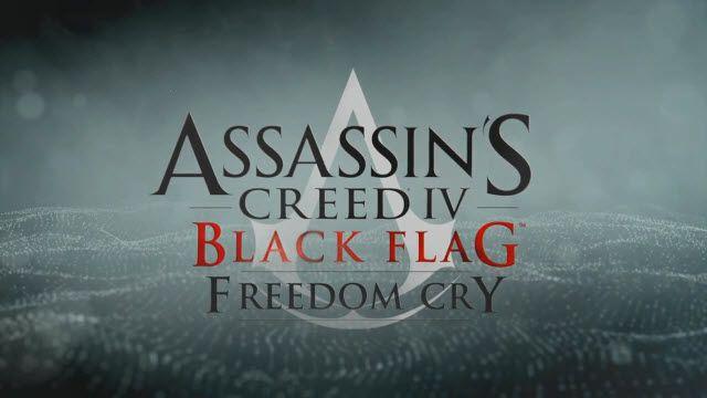 Assassin's Creed 4 Black Flag - Freedom Cry Çıkış Videosu