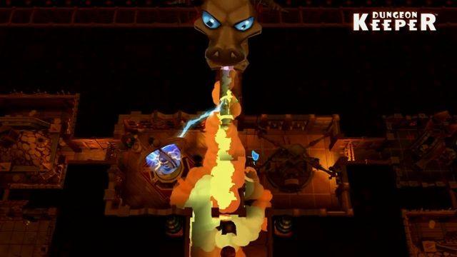 Dungeon Keeper Tanıtım Videosu