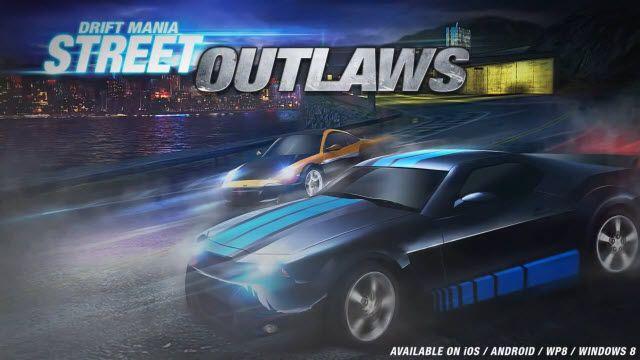 Drift Mania: Street Outlaws ile Drift Kralı Olabilirsiniz