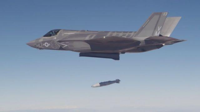 F-35 Füze İsabet Testinde İnanılmaz Başarı