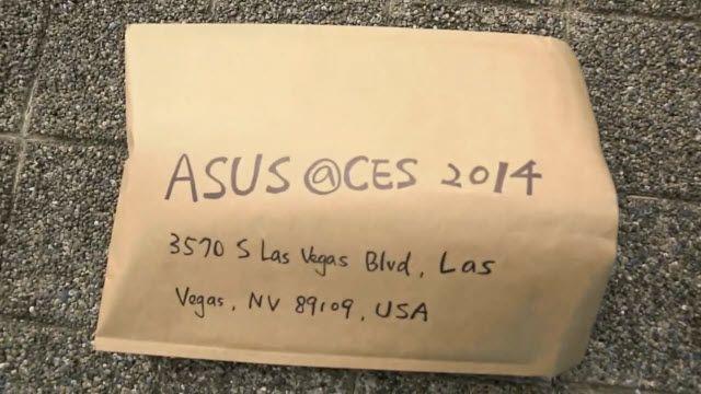 Asus - CES 2014 Tanıtım Videosu