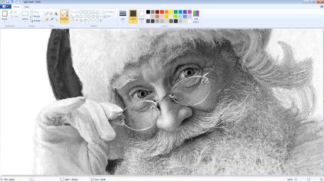 MS Paint ile Harikalar Yarattı!