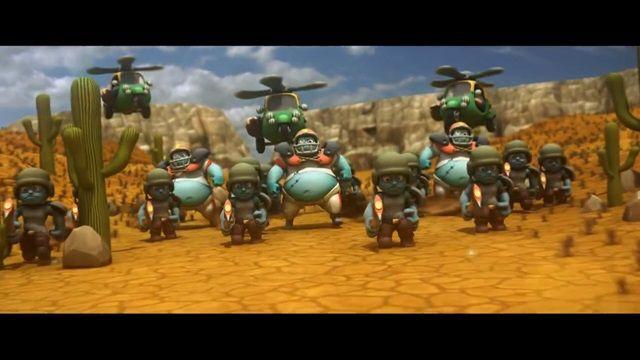 Battle of Zombies: Clans War Tanıtım Videosu