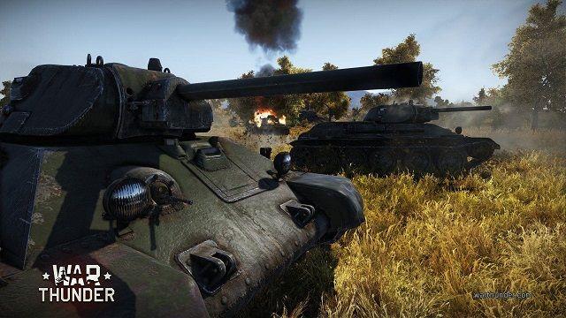 War Thunder: Kapalı Beta Tankları