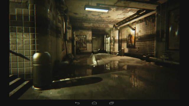 Nvidia Tegra K1 Unreal Engine 4 Teknoloji Demosu