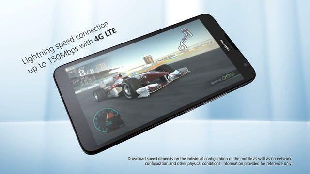 Huawei, Ascend Mate 2 4G'yi Resmi Olarak Duyurdu