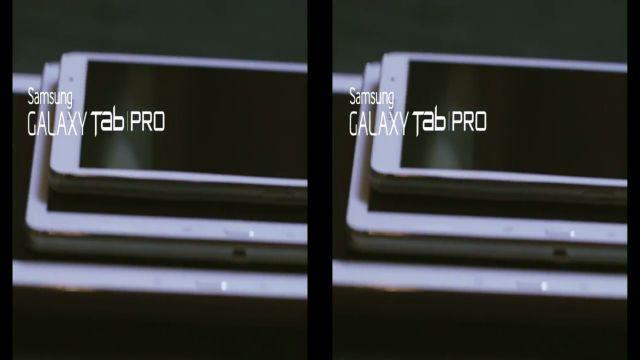 Samsung Galaxy NotePRO ve TabPRO Serisi Tabletler