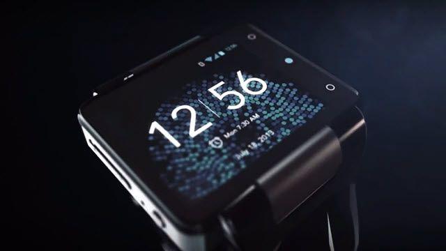 Neptune Pine - İlk Bağımsız Android Akıllı Saat