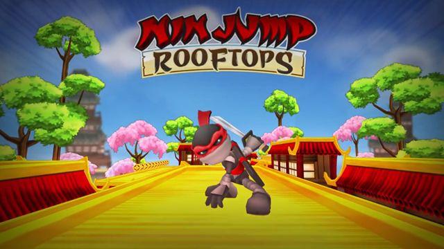NinJump Rooftops Tanıtım Videosu