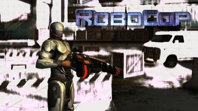RoboCop Oynanış Videosu
