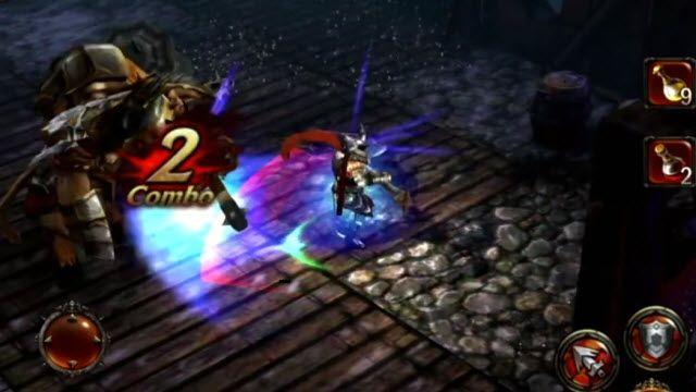Eternity Warriors 2 Tanıtım Videosu
