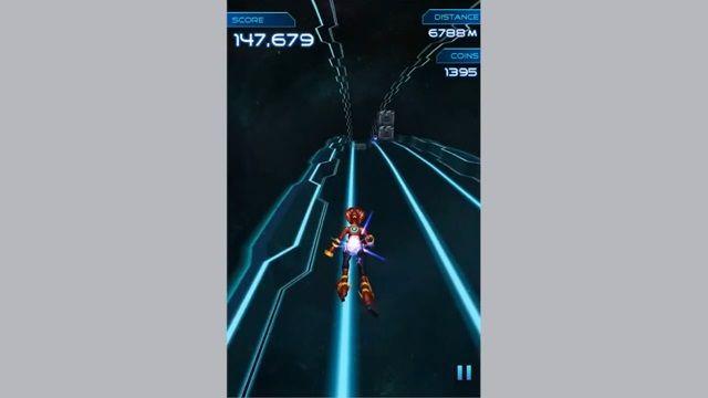 X-Runner Oynanış Videosu