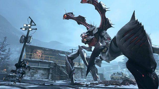 Call of Duty: Ghosts için Onslaught Ek Paketi Duyuruldu