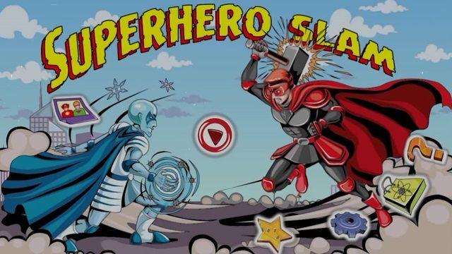 Superhero Slam Tanıtım Videosu