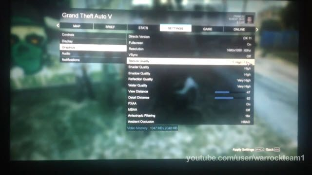GTA 5 PC Oynanış Videosu