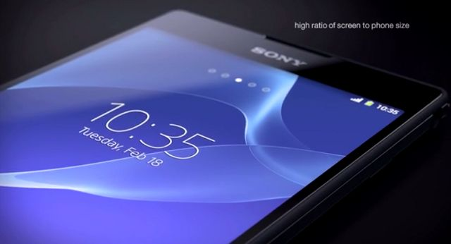 Sony Xperia T2 Ultra Tanıtım Videosu