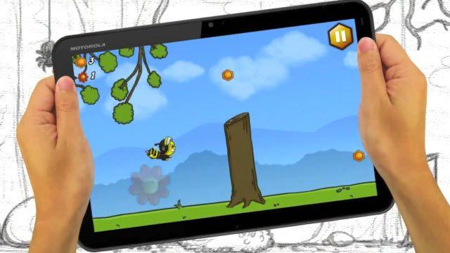 Bee Avenger Free Oynanış Videosu