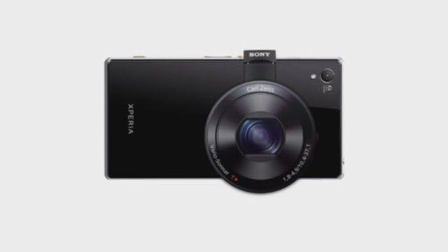 Sony QX100 Lensler ile Akıllı Telefonunuzu Sınırların Ötesine Taşıyın