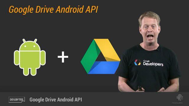 Google Drive Android API Nedir?