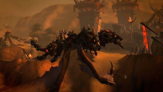 World of Warcraft - Iron Skyreaver Tanıtım Videosu