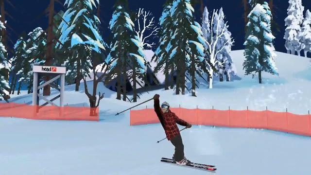 FRS Ski Cross ile Kayak Yapmanın Keyfini Çıkarın