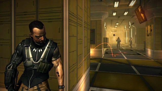 Deus Ex: The Fall Sonunda Android için Çıkış Yaptı