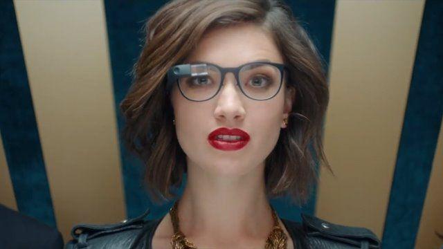 Google Glass'a Kendi Tarzınızı Yansıtın