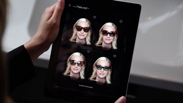 Satın Almak İstediğiniz Gözlükleri Önce 3 Boyutlu Sanal Ortamda Deneyin