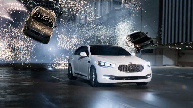 Kia Super Bowl Reklamı için Matrix'in Gücünü Arkasına Aldı